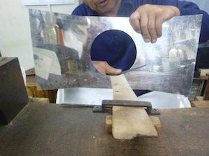 銀加工の職人技